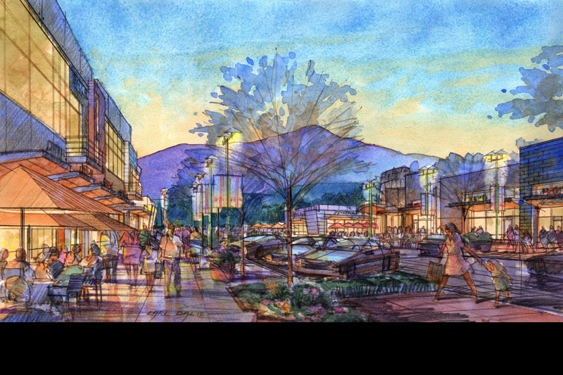 Interquest Town Center - Colorado Springs, CO